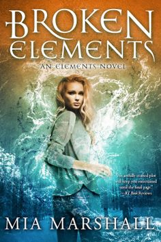 Elements Series Cover Reveal