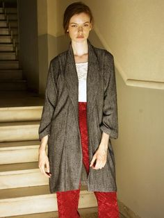 Samantha Sotos - womenswear ready to wear collection. Ready To Wear, Fall Winter, Women Wear, Sweaters, How To Wear, Clothes, Collection, Fashion, Outfits