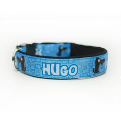 Obojek Blackberry   Collar by Blackberry #hugo #blue #design #collar #dog #blackberry #pes #obojek #modra