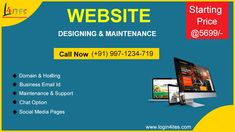 Login4ITES is a leading Web Designing and Development company in Delhi and Noida. Website Price, Website Logo, Website Web, Web Analytics, Business Emails, Website Design Company, Social Media Pages, Seo Services, Software Development