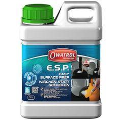 Owatrol 567 E.S.P. Préparateur pour surfaces très lisses: Amazon.fr: Bricolage