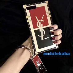 女性に超人気イブサンローランYSLのiPhone7/8ケース。金属製ファッションハードケースで、目に立つ!上流社会人愛用のゴージャスケース。