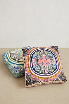 Mara Hoffman Floor Pillow - anthropologie.com