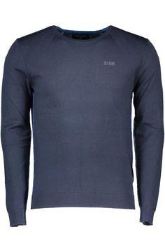 Maglia Uomo Guess Jeans (BO-M63R59Z6F00 G720) colore Blu
