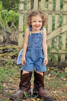 2 year old girl , Grandparents day , Fathers day , Dads boots, country, Harper Mason Photography