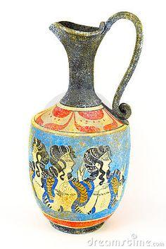 Griekse Vaas Royalty-vrije Stock Afbeeldingen - Beeld: 3807859