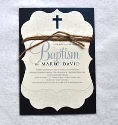Baby+Boy+Baptism+Invitations+Baby+Blue+Vintage+by+PunkyPosh,+$3.50