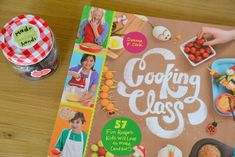 Give the Gift of Cooking! A New Release Kid's Cook Book.