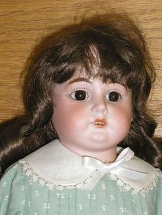 Antique German Doll Cuno and Otto Dressel