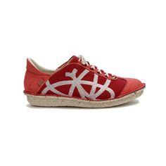 brisk red / white | Po-Zu Online Ltd