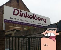 :D ha ha dinkelberg