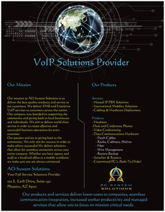 VoIP Solutions Offer