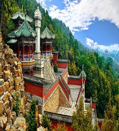 Summer Palace in Beijing, China - Explore the World with Travel Nerd Nici, one Country at a Time. http://travelnerdnici.com/