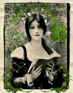 Magick Wicca Witch Witchcraft:  Green Witchery.