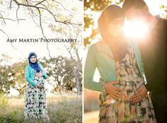 Maternity photography : Amy Martin Photography : Louisiana : Hijab