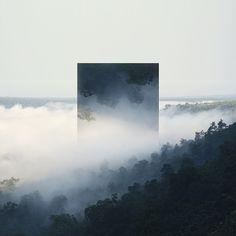 Reverse Squares in Nature  Victoria Siemer, connue sous le pseudo de Witchoria, est une designer graphique basée à Brooklyn, qui a fait une nouvelle série de photographies dans lesquelles elle intègre des figures carrées inversant le paysage et la nature. Une nouvelle perception de l'espace à découvrir dans la suite de l'article.