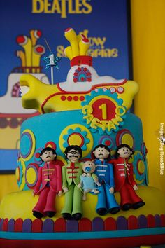 Festa Yellow Submarine