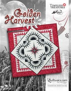 Golden Harvest , This Judy Niemeyer pattern is Quiltster Compatible! This means you can color the quilt with your favorite Fabric Collection in Quiltster before you make it and obtain yardage! Go to Quiltster.com for more information! Subscriptions can be obtained by going to http://www.quiltster.com, click on Subscribe!