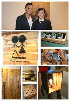 boyandgirlco Anew Gallery Launch l Canberra-based furniture