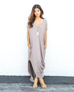 90cd3f101580 Our best selling dress is back and better than ever. A super soft long maxi