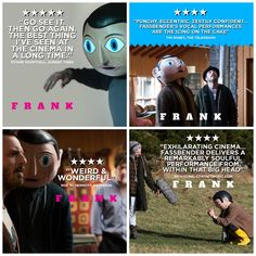 What the critics thought of #Frank. In Cinemas now http://www.frank-film.com pic.twitter.com/jTkOAG90z7