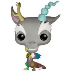 [My Little Pony: Supersized Pop! Vinyl Figures: Discord (Product Image)]