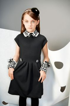ALALOSHA: VOGUE ENFANTS: Simonetta girls AW2013/2014