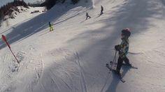 Wintersport 2014 in Annaberg. Les gehad bij de skischool van Marchel Hirrscher (wereldkampioen).