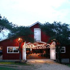 Barn @ Red Corral Ranch