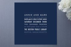 Square Type from Minted