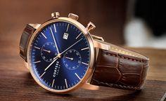 Cortese Savoia Chronograph Kopen? - Watch2Day