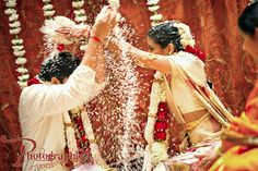 South-Asian wedding traditions
