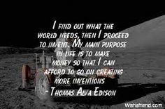 Image result for edison quotes