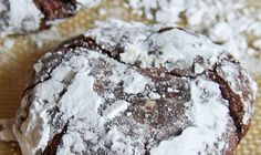 Gonna Want Seconds - The BEST Deep Dark Chocolate Cookies. Ever. (imho)
