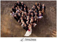 Gruppenbild mit Gästen