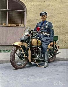 Harley Davidson , Police Motorcycle