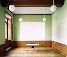 Candida Höfer, Collegium Helveticum ETH Zurich 2005 C-print History Of Photography, Color Photography, Camera Lucida, Palette, Architectural Photographers, Artwork Images, Chula, Commercial Interiors, Idaho