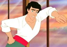 Reasons why Prince Eric is the hottest Disney prince of all time and it's ok to be attracted to him. Prince Eric was my first fictional character crush... And that's ok.