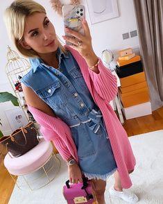 Karolina Franek (@karola_franek) • Instagram photos and videos Spring Summer, Shirt Dress, Photo And Video, Videos, Casual, Photos, Blue, Shirts, Instagram