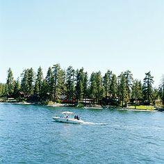 Best for a variety of outdoor activities - Best Lake Vacations in the West - Sunset