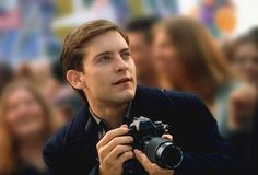 """Toby Maguire/Peter Parker  """"Spiderman"""