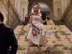 Here's what Sandra Bullock and Rihanna wear to the Met Gala in Ocean's Helena Carter, Helena Bonham Carter, Anne Hathaway, Cate Blanchett, Sandra Bullock, Bellatrix, Ocean 8 Movie, Ocean's 8 Cast, Dolce & Gabbana