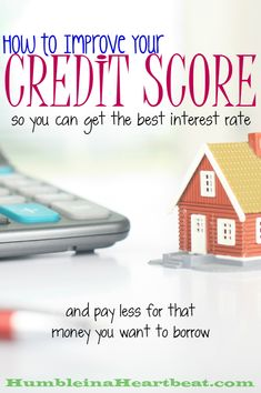 If you've ever taken out a loan, you know that your credit score is a very important factor in determining your interest rate. Learn how to improve your credit score so you can pay less on that money you're borrowing. A Credit Sesame review.