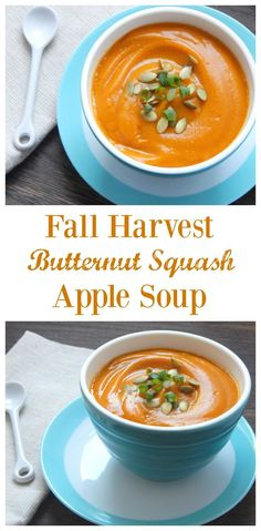 Nothing says fall like a cozy, warm soup! This soup is so easy to make and only a handful of ingredients!