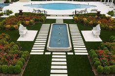 Levante Crema sandgestrahlt Sidewalk, Chowder, Natural Stones, Garten, Walkway, Walkways