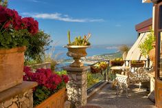 Hotel Villa Ducale -Taormina, Italy Perched high... | Luxury Accommodations