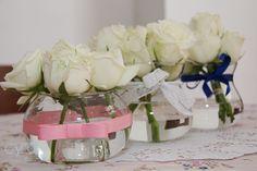 casamento-economico-dois-mil-reais (3) Decor Crafts, Home Decor, Save The Date, Glass Vase, Dream Wedding, Table Decorations, Wedding Ideas, Awesome, House