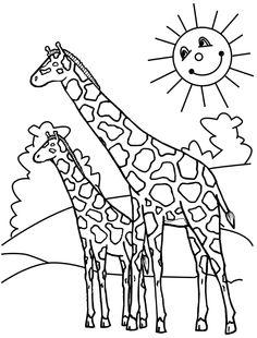 giraffe zum ausdrucken 1046 malvorlage giraffe ausmalbilder kostenlos giraffe zum ausdrucken. Black Bedroom Furniture Sets. Home Design Ideas