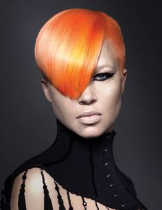 colors hair and red on pinterest - Coloration Hnn