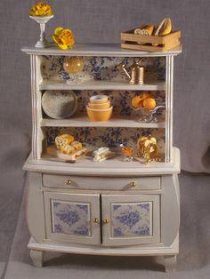 Dollhouse Miniature Vintage ....-9
